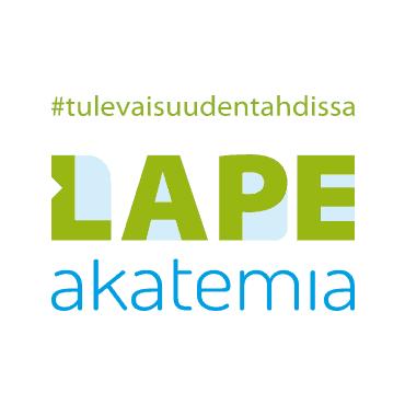 Lape-Akatemian suomenkielinen tunnus