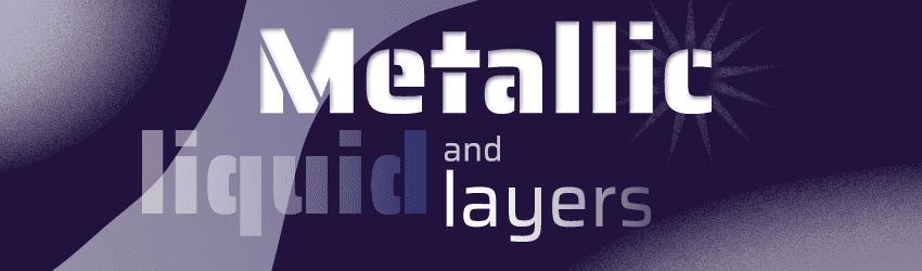 Metallista futurismia ja avaruudellisuutta